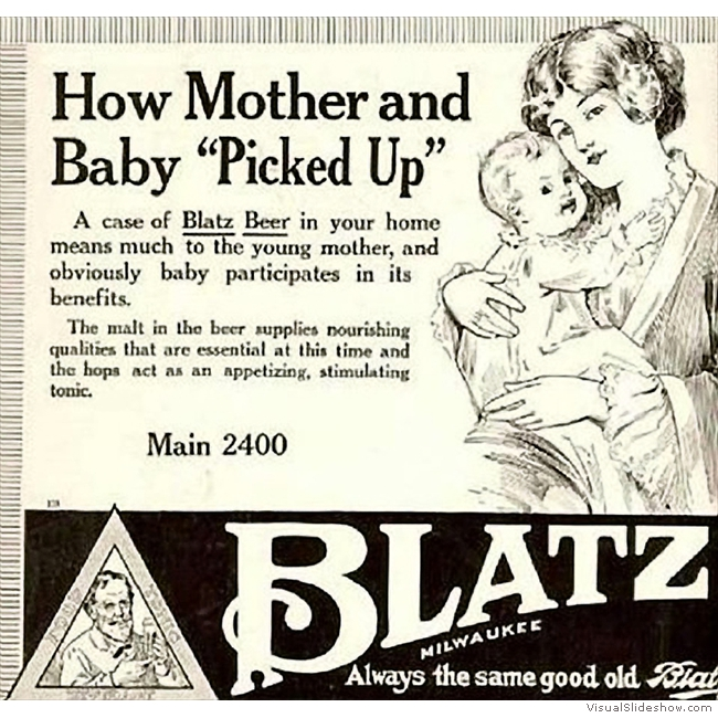 Old Ads you'll never see again!!<br/>Blatz Beer