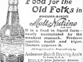 Old Ads you'll never see again!!<br/>Food for Old Folks